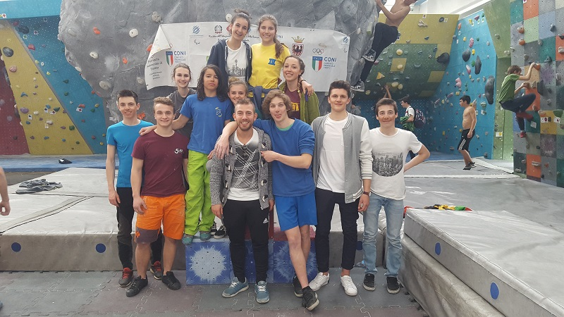 Arrampicata Rovereto2