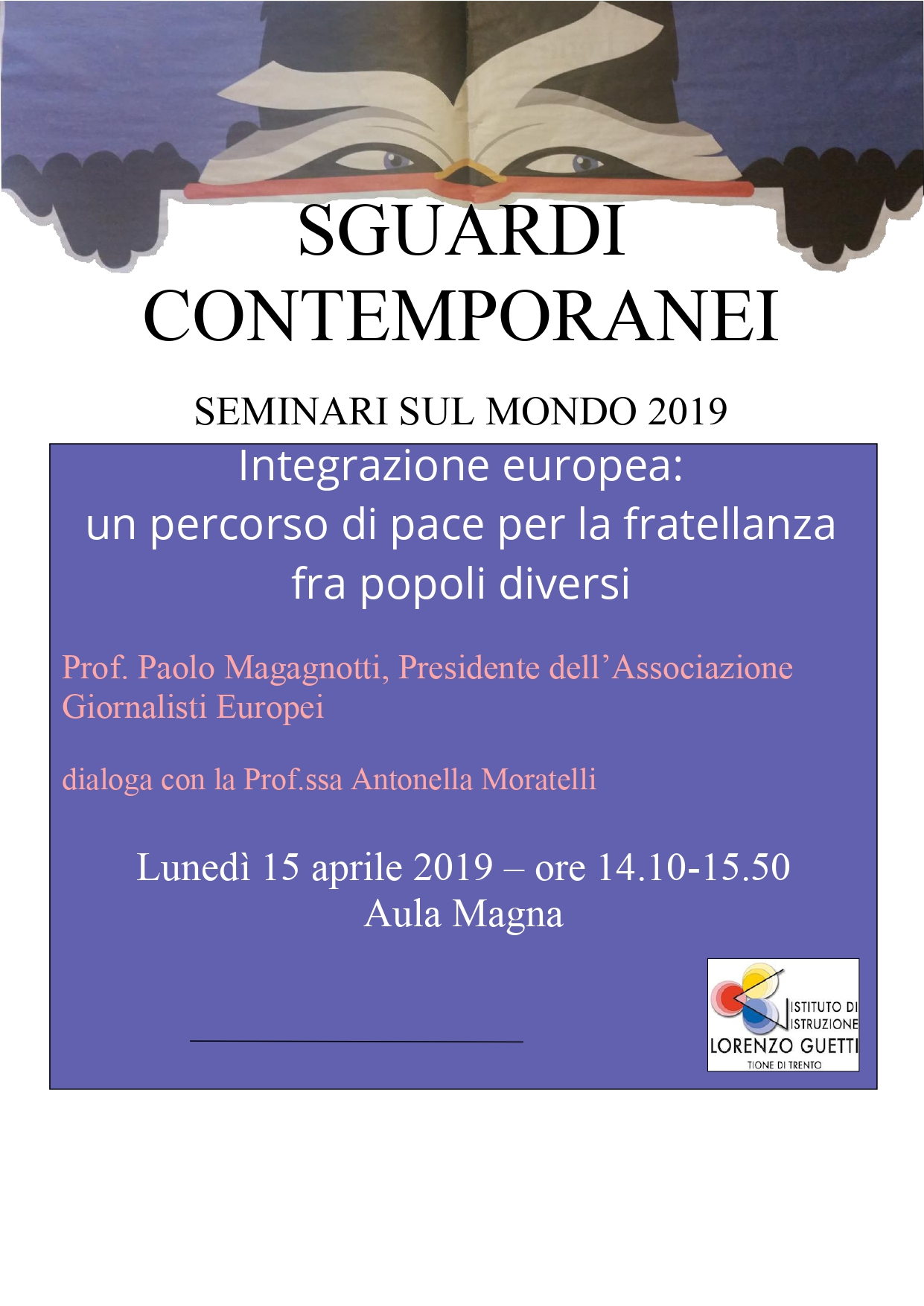 SGUARDI CONTEMPORANEI 2019